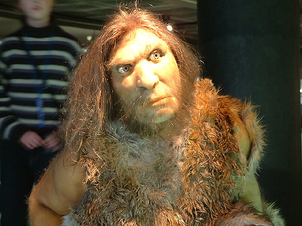 Neanderthal hunter